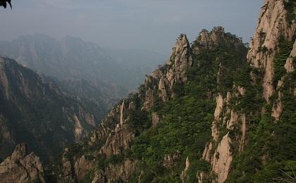 黄山峡谷探秘