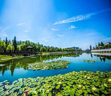 西宁建设生态城市 焕发崭新魅力